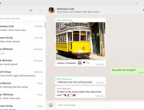 WhatsApp saca aplicaciones de escritorio para OS X y Windows